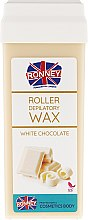 "Духи, Парфюмерия, косметика Воск для депиляции в картридже ""Белый шоколад"" - Ronney Professional Wax Cartridge White Chocolate"