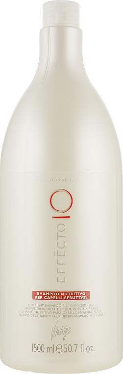 Питательный шампунь для поврежденных волос - Vitality's Effecto Nutrient Shampoo For Damaged Hair