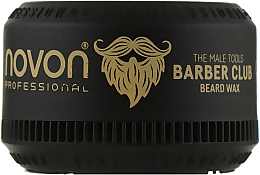 Духи, Парфюмерия, косметика Воск для бороды и усов - Novon Barber Club Beard Wax