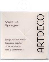 Парфумерія, косметика Спонж трикутний - Artdeco Makeup Sponge Edges