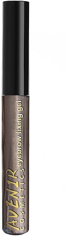 Фиксирующая гель-тушь для бровей - Avenir Cosmetics Eyebrow Fixing Gel