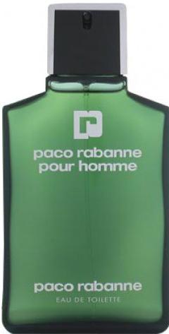 Paco Rabanne Pour Homme - Туалетна вода (тестер з кришечкою) — фото N1