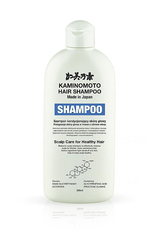 Лечебный шампунь для ухода за кожей головы - Kaminomoto Medicated Shampoo