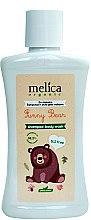 "Духи, Парфюмерия, косметика Шампунь-гель для душа ""Медвежонок"" - Melica Organic Funny Bear Shampoo-Body Wash"