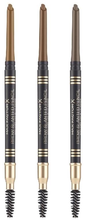 Карандаш для бровей автоматический со щеткой - Max Factor Brow Slanted Pencil