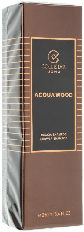 Шампунь для волос и тела - Collistar Acqua Wood Doccia Shampoo