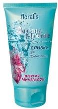 Духи, Парфюмерия, косметика Сливки для демакияжа - Floralis Aroma Minerale
