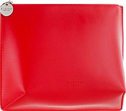 Духи, Парфюмерия, косметика Косметичка на молнии, красная - Givenchy Red Colour Make Up Pouch
