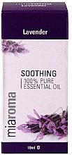"Духи, Парфюмерия, косметика Эфирное масло ""Лаванда"" - Holland & Barrett Miaroma Lavender Pure Essential Oil"