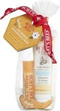 Духи, Парфюмерия, косметика Набор - Burt's Bees Multi 2-Pack Beeswax (b/lot/25g + lip/balm/4,25g)