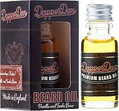 Духи, Парфюмерия, косметика Масло для бороды - Dapper Dan Beard Oil