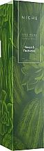 "Духи, Парфюмерия, косметика Аромадиффузор ""Кактус & Лемонграсс"" - Esse Home Niche Fragrance Diffuser"