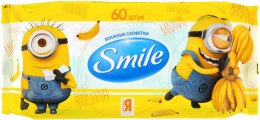 "Духи, Парфюмерия, косметика Влажные салфетки ""Minions"" - Smile Ukraine Baby"