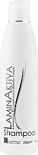 Духи, Парфюмерия, косметика Укрепляющий и восстанавливающий шампунь с кератином - Cosmofarma LaminAktiva Strengthening Reconstructing Keratin Hair Shampoo