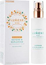 Духи, Парфюмерия, косметика Восстанавливающая дымка для лица - Lumene Sisu Urban Antidotes Defend&Replenish Antioxidant Mist