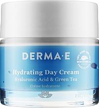 Духи, Парфюмерия, косметика Увлажняющий дневной крем с гиалуроновой кислотой - Derma E Hydrating Day Cream