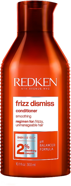 Кондиционер для гладкости и дисциплины волос - Redken Frizz Dismiss Conditioner