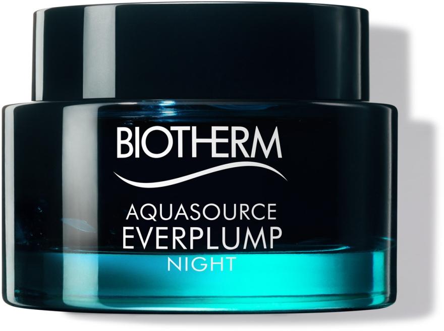 Ночная маска для лица - Biotherm Aquasource Everplump Night Mask