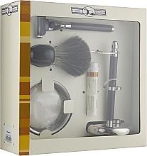 Духи, Парфюмерия, косметика Набор для бритья, 1301-72 - Rainer Dittmar (shaving/brush/1piecs+razor/1piecs+stand+soap)
