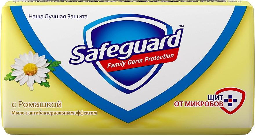 """Мыло с антибактериальным действием """"Ромашка"""" - Safeguard Nature"""