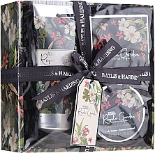 Духи, Парфюмерия, косметика Набор - Baylis & Harding Royale Garden Verbena & Chamomile (sh/cr/130ml + soap/150g + b/butter/100ml)