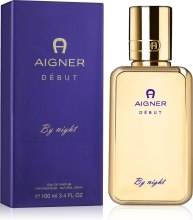 Духи, Парфюмерия, косметика Aigner Debut By Night - Парфюмированная вода