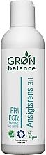 Духи, Парфюмерия, косметика Очищающее средство для лица 3 в 1 - Gron Balance Facial Cleanser 3in1