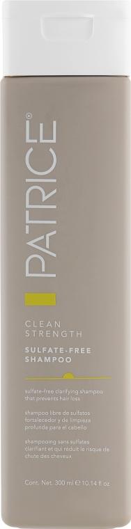 Шампунь для укрепления волос - Patrice Beaute Clean Strenght Shampoo