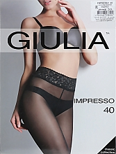 "Духи, Парфюмерия, косметика Колготки для женщин ""Impresso"" 40 Den, daino - Giulia"