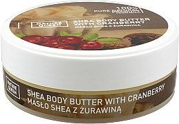 """Духи, Парфюмерия, косметика Масло для тела """"Ши и клюква"""" - Nature Queen Shea Body Butter"""