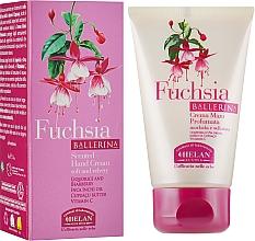 Духи, Парфюмерия, косметика Крем для рук - Helah Fuchsia Ballerina Scented Hand Cream