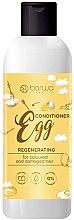 Духи, Парфюмерия, косметика Регенерирующий кондиционер для окрашенных и поврежденных волос - Barwa Herbal Egg Conditioner