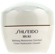 Духи, Парфюмерия, косметика Увлажняющий крем против признаков усталости кожи - Shiseido Ibuki Refining Moisturizer Enriched Creme
