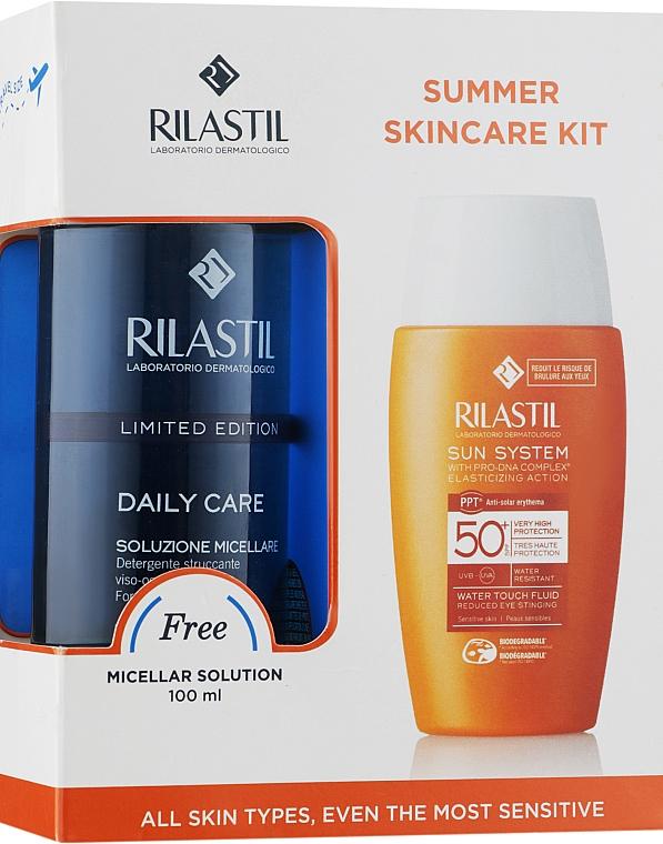 Набор - Rilastil (micell/100ml + fluide/50ml)
