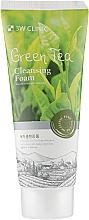 Духи, Парфюмерия, косметика Пенка для умывания с экстрактом зелёного чая - 3w Clinic Green Tea Cleansing Foam