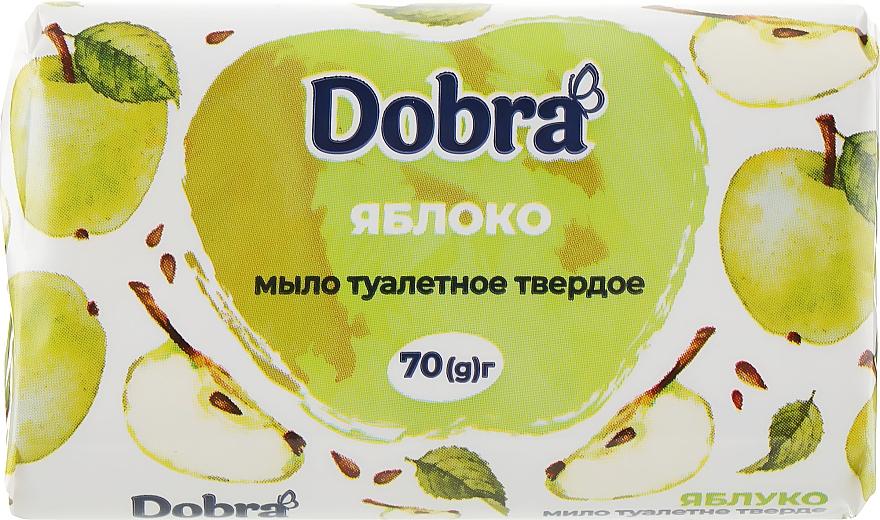 """Туалетное мыло """"Яблоко"""" - Мыловаренные традиции Bovary Dobra"""