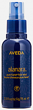 Духи, Парфюмерия, косметика Арома-спрей для волос - Aveda Alanara Pure-Fume Hair Mist