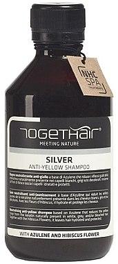 Шампунь против желтизны осветленных и седых волос - Togethair Silver Anti-Yellow Shampoo