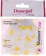 Духи, Парфюмерия, косметика Шапочка для душа, 9298, в желтые узоры - Donegal