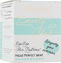 Духи, Парфюмерия, косметика Концентрированная сыворотка для лица - Nacomi Beauty Shots Concentrated Serum 2.0