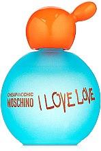 Moschino I Love Love - Туалетная вода (мини) — фото N2