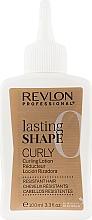Духи, Парфюмерия, косметика Лосьон для завивки для жестких волос - Revlon Professional Lasting Shape Curly Lotion Resistant Hair