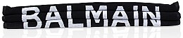 Духи, Парфюмерия, косметика Профессиональное SPA полотенце 50х90 см, чёрное - Balmain Paris Hair Couture Professional SPA Towel Black