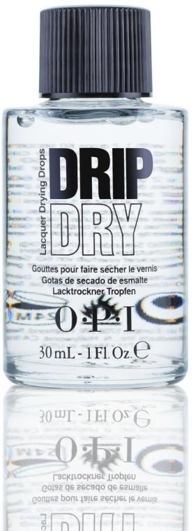 Средство для быстрого высыхания лака - O.P.I Drip Dry Drops