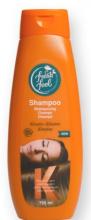 "Духи, Парфюмерия, косметика Шампунь для волос ""Кератин"" - Fresh Feel Keratin Shampoo"