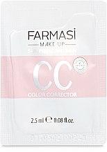 Парфумерія, косметика CC-крем - Farmasi Make Up CC Cream (пробник)