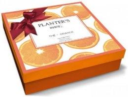 Духи, Парфюмерия, косметика УЦЕНКА Planter's Tea Orange - Набор (b/cr/150ml + sh/gel/150ml + edp/50ml) *