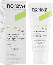 Гель-NC для локального застосування - Noreva Laboratoires Exfoliac Gel-NC  — фото N4