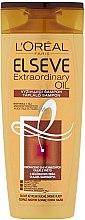 Духи, Парфюмерия, косметика Шампунь для волос - L'Oreal Paris Elseve Extraordinary Oil Nourishing Cream Shampoo