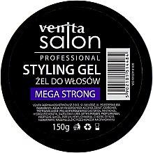 Духи, Парфюмерия, косметика Гель для волос - Venita Salon Professional Mega Strong Hair Styling Gel